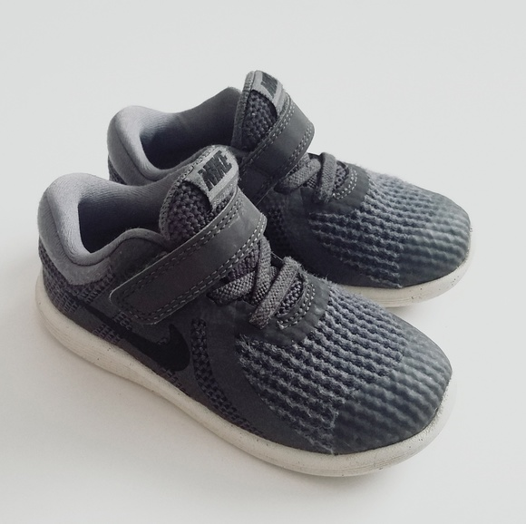 4b7297c7b6 Nike Shoes | Revolution 4 Toddler Running Shoe Size 8c | Poshmark
